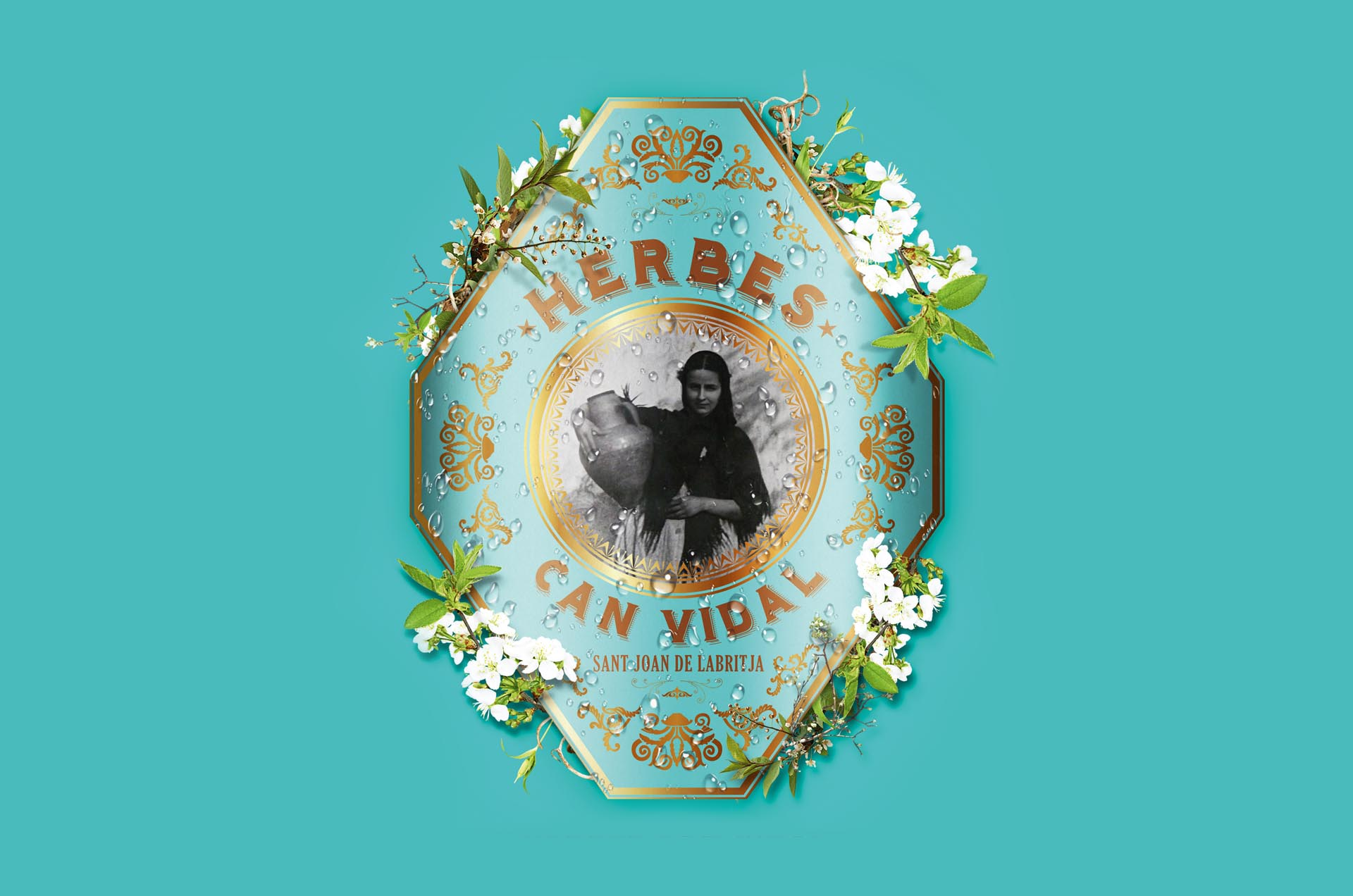 Herbes Can Vidal<h5>Branding / Print<h5>