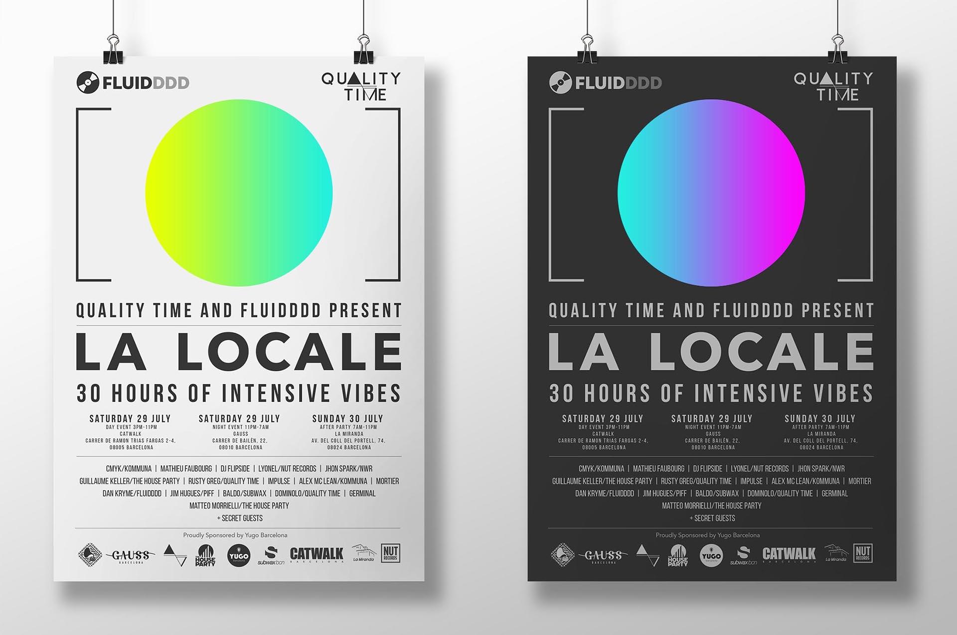 La Locale<h5>Branding / Print</h5>