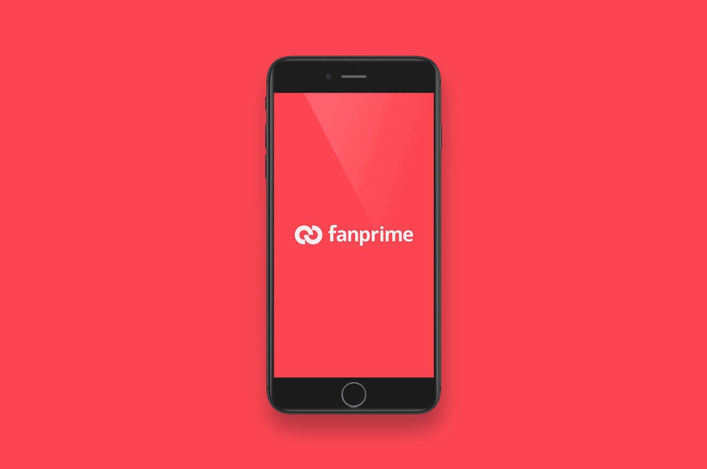 Fanprime<h5>Brand Identity / Web<h5>